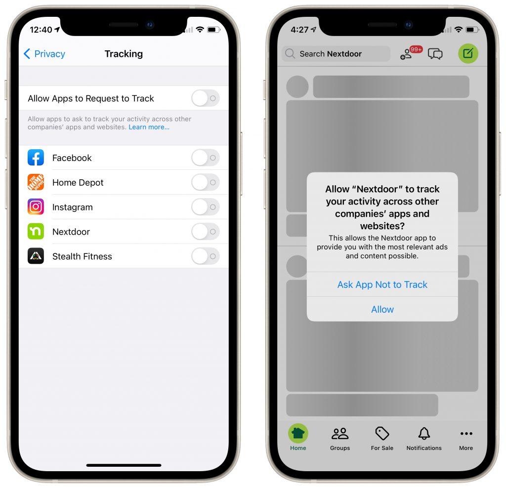 Apple Privacy ATT